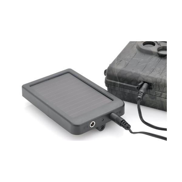 Pannello Solare Per Fototrappola : Pannello solare per le fototrappole lkm secuirty con