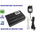 REGISTRATORE TELEFONICO DIGITALE MICROSPIA SPIA CIMICE