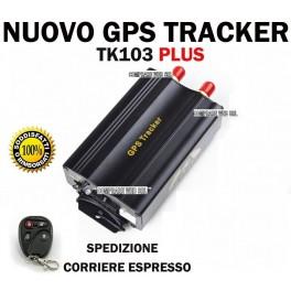 MINI LOCALIZZATORE SATELLITARE GPS TRACKER ANTIFURTO TK103B PLUS