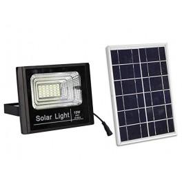 Luce Per Esterno Con Pannello Solare.Faro Led Con Pannello Solare Luce Da Lavoro Per Interni Ed