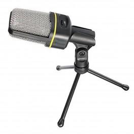 MICROFONO CONDENSER REGISTRATORE VOCALE CONFERENZE ANDOWL QY-920