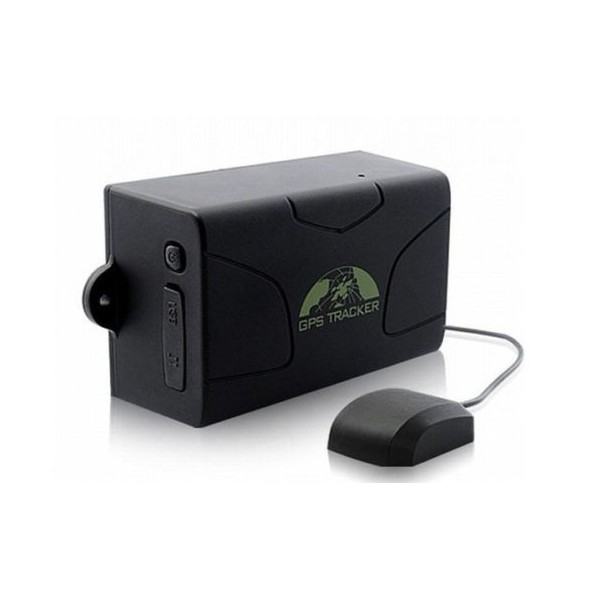 gps tracker tk104 localizzatore satellitare spia spy. Black Bedroom Furniture Sets. Home Design Ideas