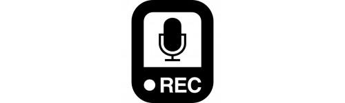 Registratori Vocali e Telefonici